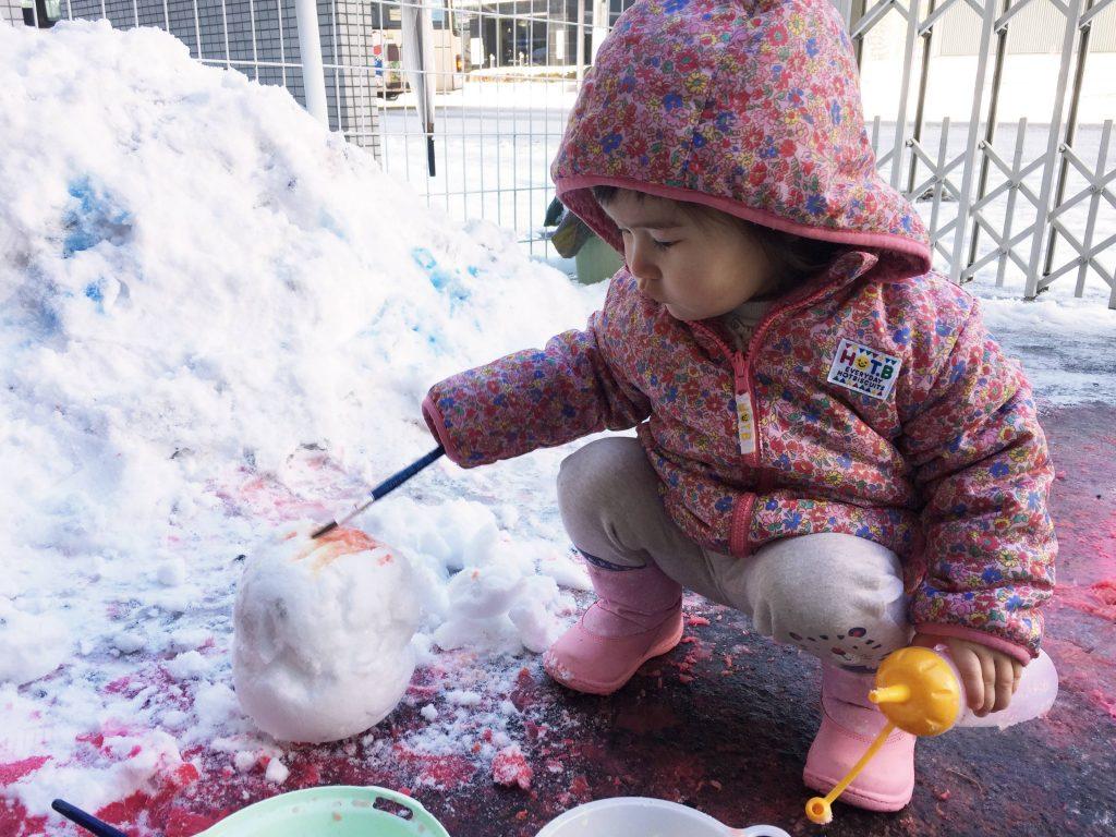かき氷作り